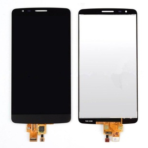 New Gold LG G3 D850 D851 D855 VS985 LS990 LCD Screen +Digitizer Touch Assembly