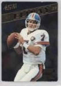 John Elway (Football Card) 1995 Action Packed Monday Night Football Highlights #58
