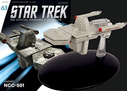 Star Trek Starships Collection Part 63 - ANTARES NCC-501 by Star Trek