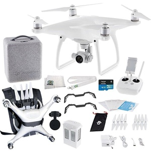 DJI Phantom 4 Quadcopter Starters Travel Bundle