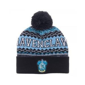 Harry Potter Ravenclaw Cuff Pom Beanie Winter Hat