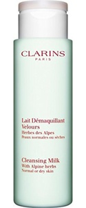Anti- Pollution Cleansing Milk - Normal Or Dry Skin By Clarins Paris 200ml/6.7oz by Anti- Pollution Cleansing Milk