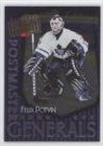 Felix Potvin #156/1,500 (Hockey Card) 1997-98 Donruss Priority - Postmaster Generals #3