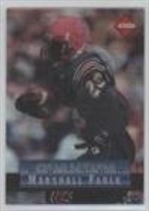 Marshall Faulk (Football Card) 1996 Collector's Edge - Quantum Motion #9