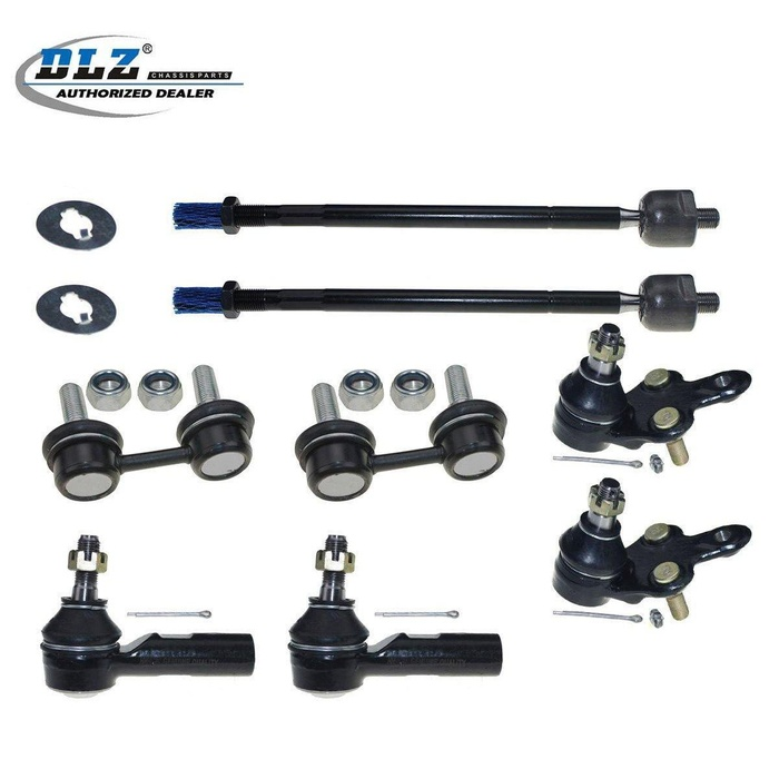 1995 Lexus Es Suspension: Online Store: Dlz 8 Pcs Front Suspension Kit-2 Lower Ball