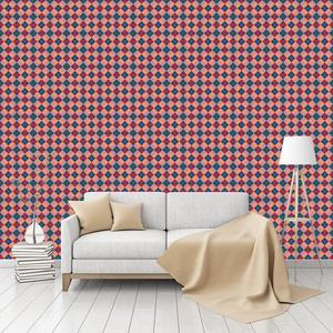 Tartano Patterned Commercial Textured Wallpaper by CustomWallpaper.com