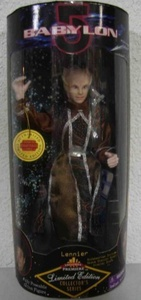 Babylon 5 Lennier 9 Limited Edition Action Figure by Exclusive Toy Products