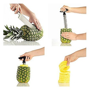 Stainless Steel Pineapple Corer Slicer