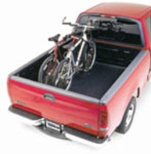 Top Line UG2500-2 Uni-Grip Truck Bed Bike Rack for 2 Bike Carrier by Top Line