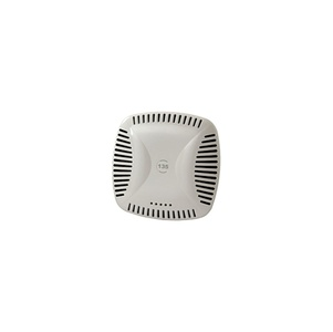 Aruba Networks AP-135 IEEE 802.11n 450 Mbit/s Wireless Access Point - ISM Band - UNII Band - 6 x Antenna(s) - 2 x Network (RJ-45) - Wall Mountable, Ceiling Mountable, (Certified Refurbished)