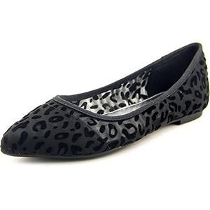 Mari A. Pointe Women US 9.5 Black Ballet Flats