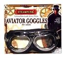 Steampunk Aviator Goggles by Steampunk