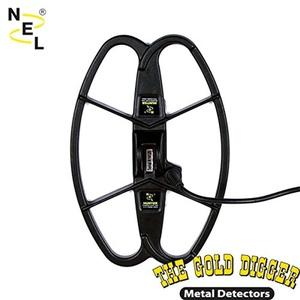 NEL 12.5 and 8.5 inch DD Hunter Coil - Garrett AT Pro