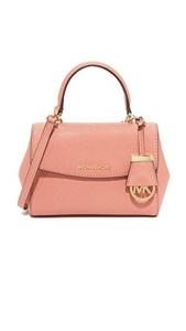 MICHAEL Michael Kors Women's Ava Cross Body Bag, Antique Rose, One Size