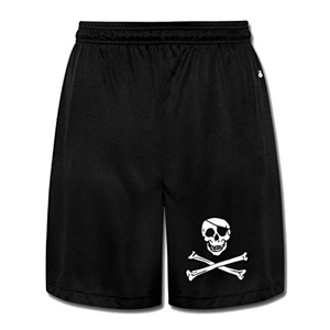 talk like a pirate day ITLAPD Athletic Leisure men's Performance Shorts Sweatpants Black XL