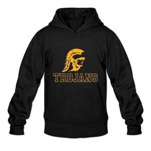 AHHACHI Boy Mens USC Tro Jans SC Logo Gildan Hoodie Sweat Coat
