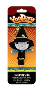 Dimension 9 Sheriff Joe YooDara Good Luck Charm Toy by Dimension