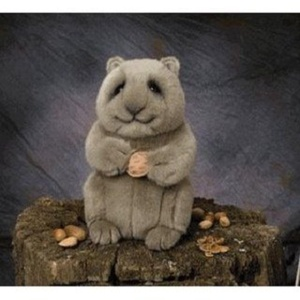 Lou Rankin Nuts Gray Squirrel 12 by Encore by Encore