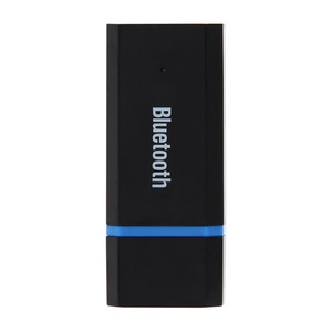 WinnerEco Mini USB Bluetooth Audio Receiver 3.5mm Audio Cable Wireless Transmission for Car Stereo Systems, Home Audio Music Streaming Sound System