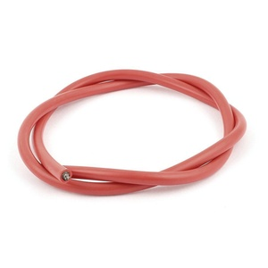 Emperor's Magic 1M 6AWG Electric Copper Core Flexible Silicone Wire Cable Red