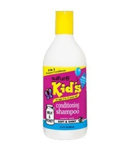 Sulfur-8 Kids 2-in-1 Conditioning Shampoo 400 ml by Sulfur 8