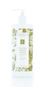 Eminence Clear Skin Probiotic Cleanser 8.4oz Care the Skin