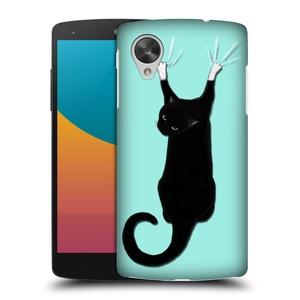 Official Tummeow Hang Cats Hard Back Case for LG Nexus 5