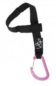 Northern Well Loop Carabiner Hook (Pack of 2) - Pink, One Size by Northern Well