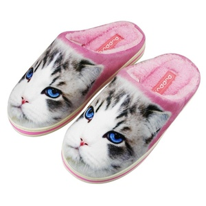 Novelty Mens Women's Slip on Cozy House Slippers with Soft Fleece Lining Non-slip Soles Ankle Home Shoes Winter Warm Foot Warmers Flurry Plush Clog Slipper Indoor Bedroom Flat Mule Slippers Footwear