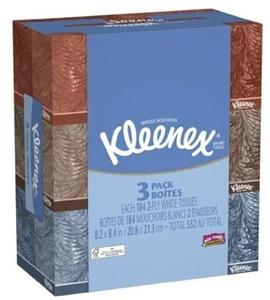 Kleenex Facial Tissue, 552-count by Kleenex