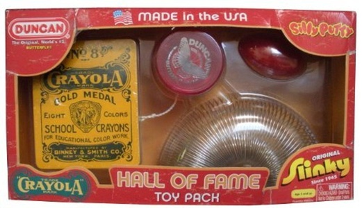 Hall of Fame Toy Pack by Hall of Fame Toy Pack