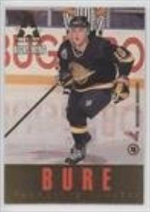 Pavel Bure; Alexander Mogilny (Hockey Card) 1993-94 Leaf Gold Leaf All-Stars #8