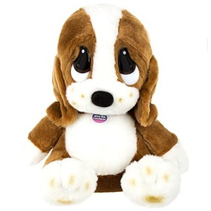 Aurora World - Sad Sam Whimpers - Soft and Snuggly Plush Stuffed Animal with Hat - Medium by Aurora World