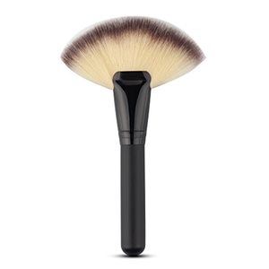 CINEEN ProfessionalFan-shaped Brush Blusher Brush Loose Paint / Cosmetic Brush / Face Powder Foundation Brush