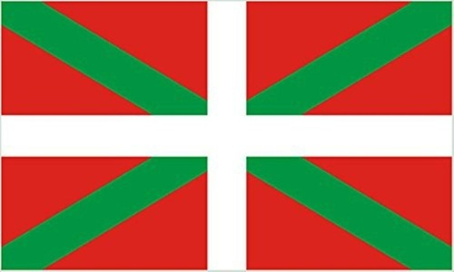 Basque French France 3' X 2' 3ft x 2ft Flag With Eyelets Premium Quality by 3Ft x 2Ft Flag