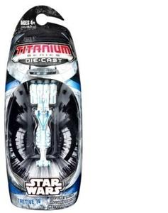 Star Wars Titanium Die-Cast Tantive IV by Titanium