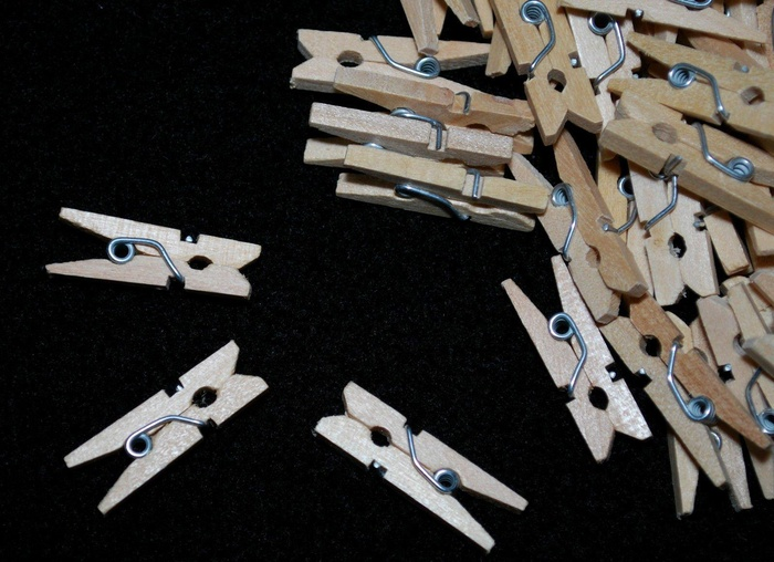 Crafts With Wireless Clothespins