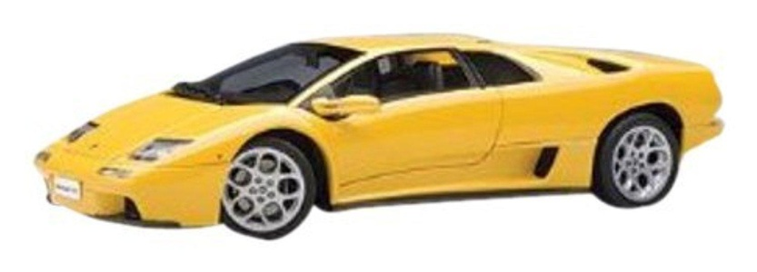 AUTOart 1:18 Die-Cast Lamborghini Diablo 6.0 Yellow 74526 by Auto Art Diecast Car Models