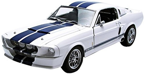Shelby Mustang GT500 (1967) Diecast Model Car by Green Light Collectibles