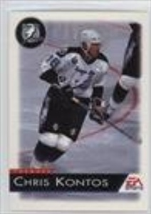 Chris Kontos (Hockey Card) 1994 EA Sports NHL '94 - Mail-In [Base] #131