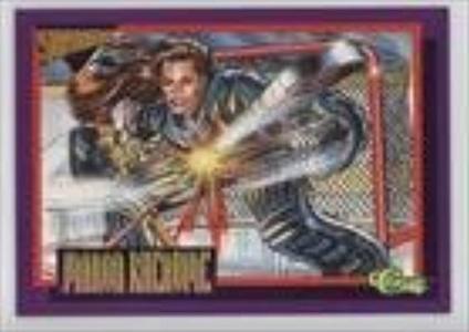 Manon Rheaume (Trading Card) 1993 Classic Superheroes - [Base] #SS2
