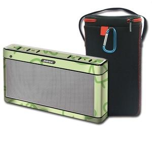 3C-LIFE black Friday gift Bose SoundLink III 3 Case Cover & Skin sticker-Premium Carry Case Bag Cover Sleeve for Bose SoundLink III 3 Case Wireless Bluetooth Mobile Speaker(color 1)