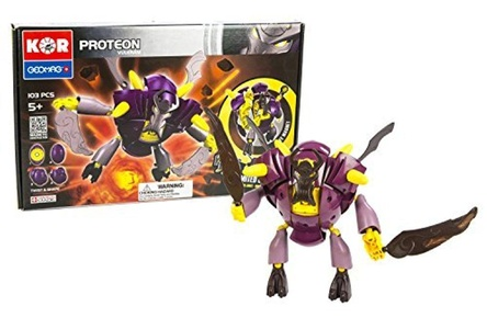 kor geomag proteon vulkram 103 pieces by kor geomag - Geomag Color 64 Pieces