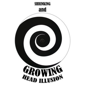 Shrinking and Growing Head Illusion (Plastic) by Top Hat Productions - Tricks by Top Hat Productions