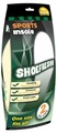 Two Pairs of Turbo Sports Insoles Cool Soft Towelling by Heel 2 Toe