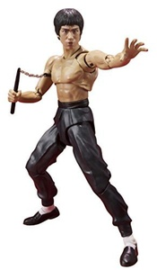 Tamashii Nations 41303 Sh Figuarts Bruce Lee Figure by Tamashii Nations