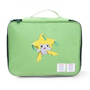 Aoapp Cartoon Pokemon Jirachi Oxford Portable Storage Bags Travelling Cosmetics Organize Bag