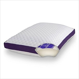 Lux Living Cooling Gel Memory Foam Pillow