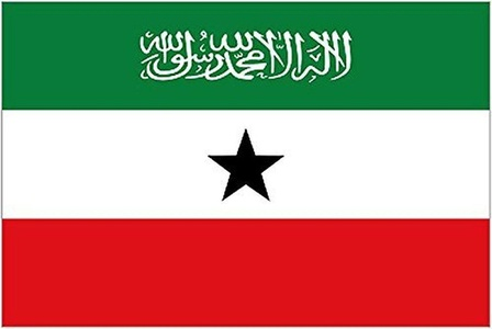 Somaliland Flag 5Ft X 3Ft - National Flag by Top Brand