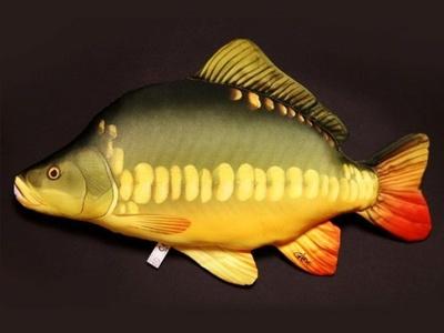 Fishing Pillow Variouse Designes (Carp Fish Pillow) by Gaby Fish Pillow